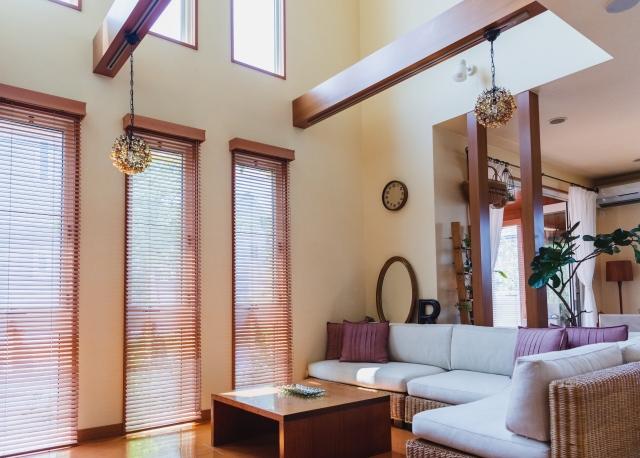 窓や照明|千葉 内装・リフォーム