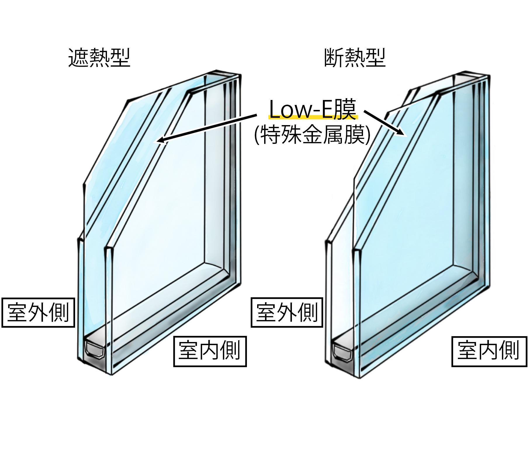 Low-Eガラス 千葉 内装・リフォーム