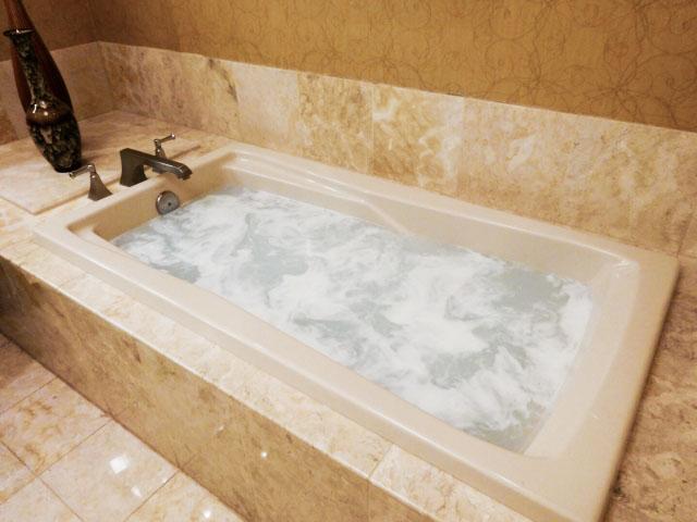 大理石浴槽|千葉 内装・リフォーム
