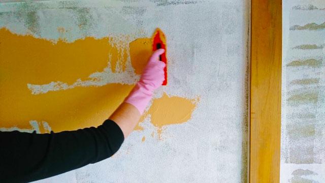 重ね塗り|千葉 内装・リフォーム