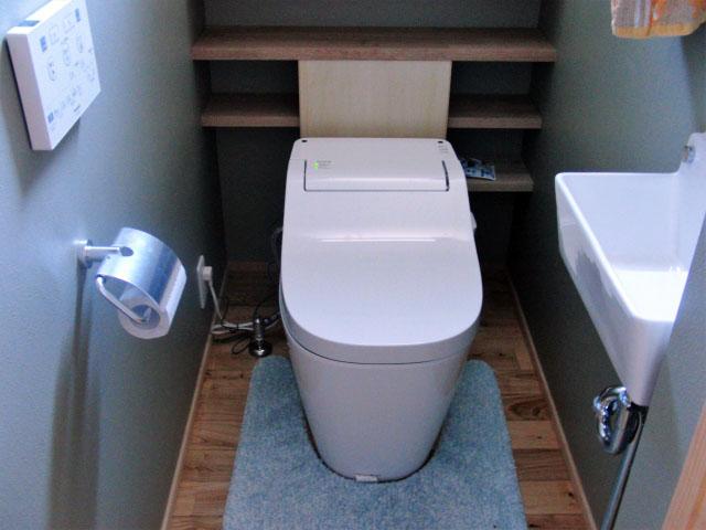 タンクレストイレ|千葉 内装・リフォーム
