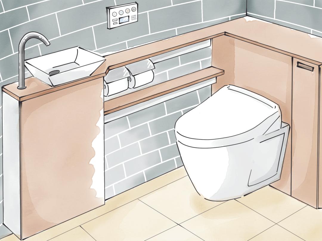 トイレ|千葉 内装・リフォーム