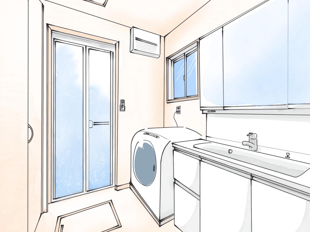 洗面所|千葉 内装 リフォーム