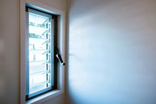 窓の位置|千葉 内装・リフォーム